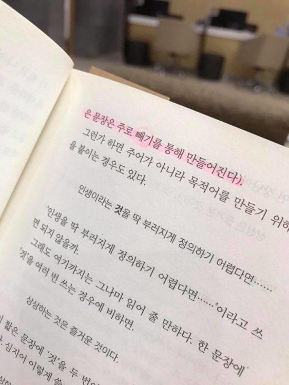 좋은 문장은 주로 빼기를 통해 만들어진다. 는 글귀가 있는 책내용